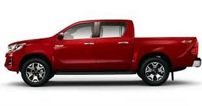 Alquiler Camioneta Doble Cabina Capital Federal