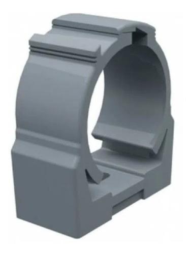 Abraçadeira P/tubo Eletroduto De Pvc Click 3/4 Cz Cx. 50pçs
