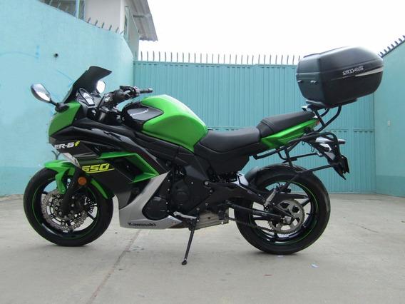 Kawasaki Ninja 650 Er6 F Abs