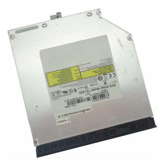 Drive Gravador Cd Dvd Sata Notebook Itautec W7425 A7420