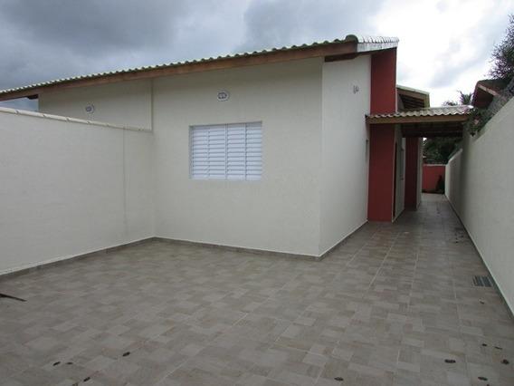 452-casa Á Venda Com 87 M², Á 900 Metros Da Praia.