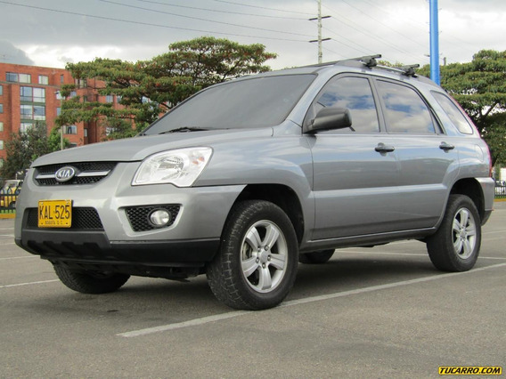 Kia New Sportage At 2000 Aa Ab Abs 4x2