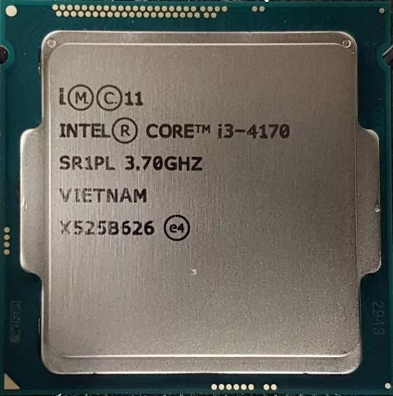 Processador I3 4170 3.70ghz 1150 Intel O&m