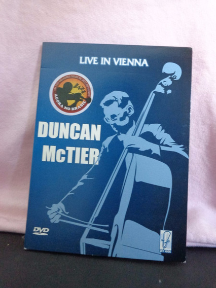 Duncan Mctier - Live In Vienna Dvd Digipack