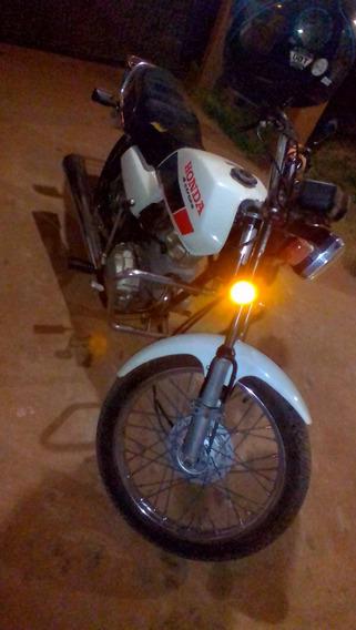 Honda Cg 4 Stroke 86