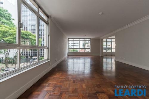 Imagem 1 de 12 de Apartamento - Higienópolis  - Sp - 596284
