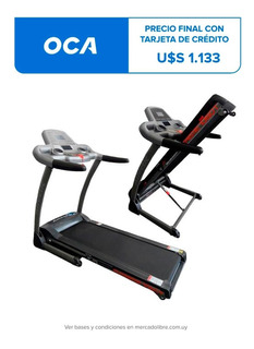 Caminador Eléctrico Plegable 1060t Athletic