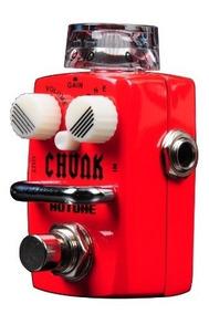 Pedal Para Guitarra Hotone Chunk Sds-1