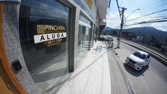 Loja Comercial, 84 M² Por R$ 2700,00/mês - Piratininga - Niterói/rj - Lo0045