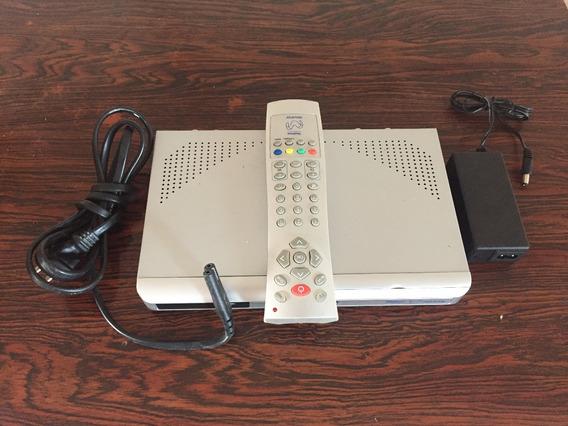 Codificador Movistar Con Cable, Control Remoto Y Antena