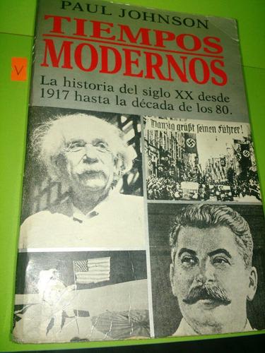 Tiempos Modernos, Paul Johnshon 012