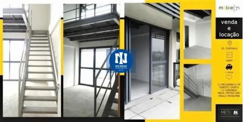 Sala Comercial - Vila Progredior - Oportunidade - Newc0065