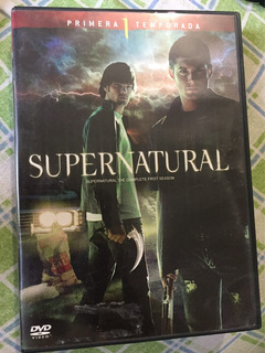 Supernatural Temporada 1 6dvds 936min Jensen Ackles Jared P.