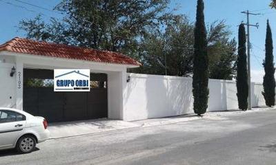 (crm-2902-301) Quinta En Venta Col. Portal Del Norte Zuazua Nuevo León.