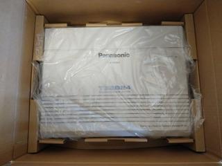 Conmutador Panasonic Kx-tes824 Inicial 3 Lineas 8 Ext Nuevo