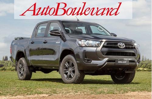 Toyota Hilux Srv Plus 2021 Diesel 4x4 At. Entrega Inmediata!