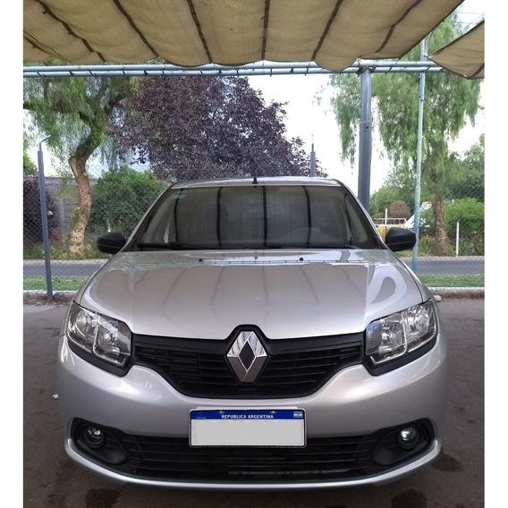 Permuto/financio Particular Renault Logan Ll 2018 18mil Km