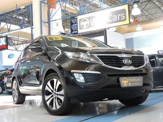 Kia Sportage 2.0 Ex 4x2 16v Flex C/ Teto Solar - Automático