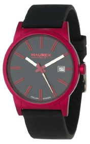 4184d0a7b2a3 Reloj Haurex Italy Aluminio Azul - Relojes de Hombres en Mercado ...