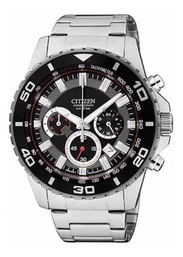 Reloj Para Caballero Citizen Plateado An8030-58e