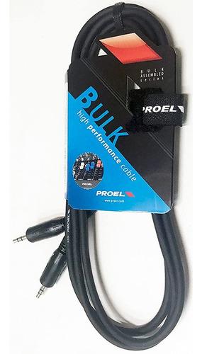 Cable Miniplug-miniplug Estereo Proel Bulk510lu18 1.8 Metros