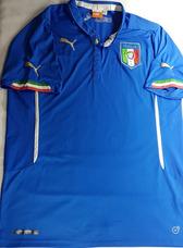 786326158cff4 Camisa Italia 2014 - Camisa Itália Masculina no Mercado Livre Brasil
