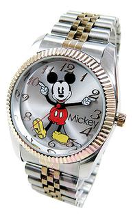 Reloj Mickey Mouse Disney Para Hombre Mck990