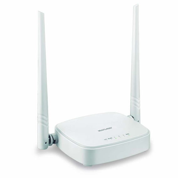 Roteador Wireless Multilaser 300mbps 2 Antenas Re160