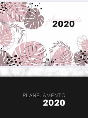 Planner Anual Para Imprimir