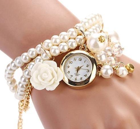 60a29a0f22a0 Reloj Pulsera Vintage Hermoso Mujer Stock Regalo Para Mamá - S  38 ...