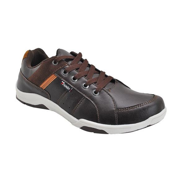 Sapatênis Sapato Tênis Masculino Casual C= Trento 9994