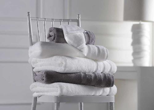 Pack X 5 Juego De Toallón /toalla 100% Algodón Importado Usa