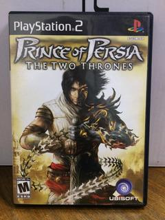 Prince Of Persia The Two Thrones Ps2 Envíos Todo Chile