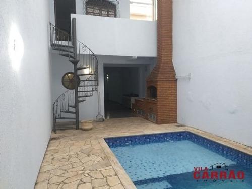 S2402 -  Sobrado 4 Dorms. (3 Suítes), Penha - São Paulo/sp - S2402