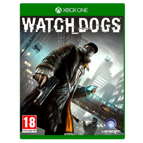 Game Watch Dogs Ubisoft 22454