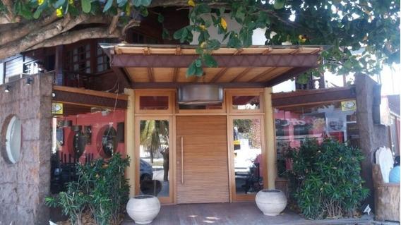 Casa Com Restaurante No 1º Piso !!! - 2985