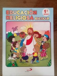 Educacion Religiosa Escolar 1er Grado 5verdes