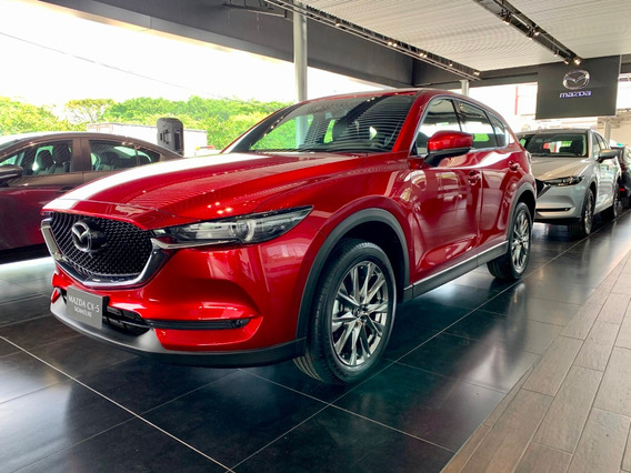 Mazda Cx5 Signature Rojo 2.5l At 2021