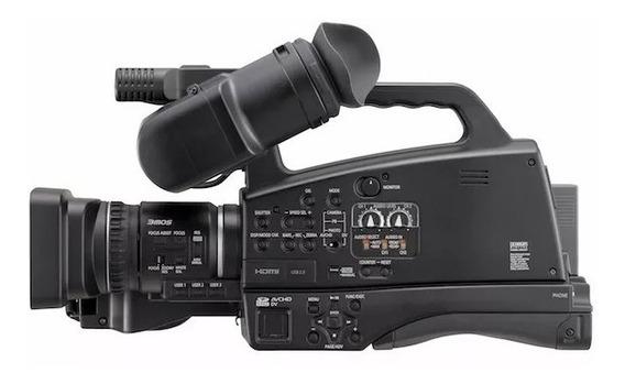 Filmadora Panasonic Ag-hmc80p 3mos Avccam Full Hd Profission