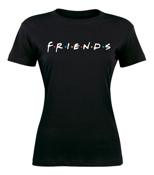 Poleras De Mujer Serie Friends