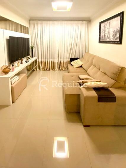 Apartamento Com 3 Dormitórios Mobiliado Em Itapema - 1129