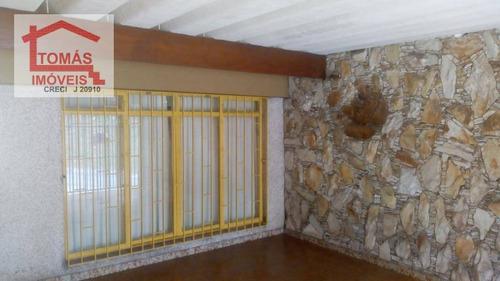 Imagem 1 de 19 de Casa Térrea No Jardim Maristela, Com Dois Dormitórios - Ca0782
