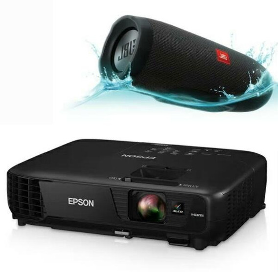Video Beam Epson S17/ex5250cornetas Pantalla De Proyeccion!