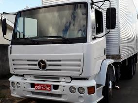Mercedes-benz 1720 Truck Baú Não 1620 1418 1618 24250