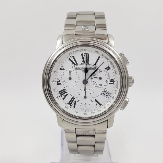 Reloj Frederique Constant Persuasion Quartz Crono Omega Mido