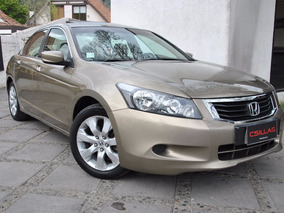 Honda Accord Ex L 2.4 Automatico 2009 Version Limited