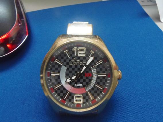 Relógio Dourado Condor