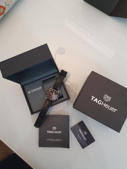 Relógio Tag Hauer F1 Black Cronografo