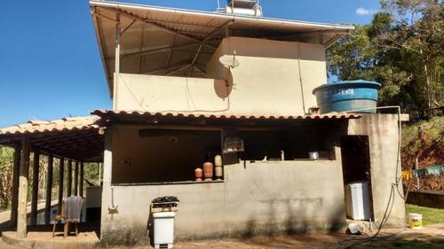 Imagem 1 de 14 de Chácara Para Venda Em Itatiaiuçu, Morro Do Peão, 3 Dormitórios, 1 Banheiro, 3 Vagas - 70224_2-814103