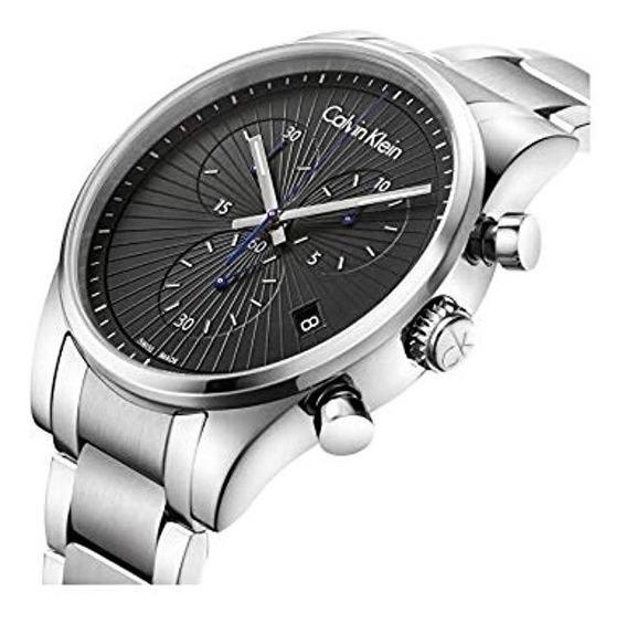 Reloj Calvin Klein Para Caballero - Maquinaria 100% Suiza